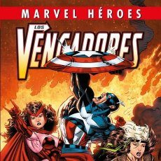 Cómics: LOS VENGADORES : LAZOS DE SANGRE - PANINI / MARVEL HEROES 101 / TAPA DURA. Lote 224392600