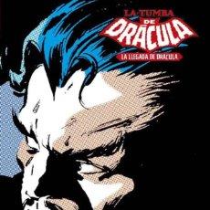 Comics : MARVEL LIMITED EDITION: LA TUMBA DE DRACULA TOMO 1. PANINI. MUY DIFICIL. PRECINTADO.. Lote 224949896