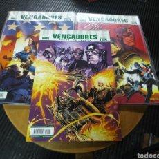 Cómics: ULTIMATE COMICS :VENGADORES VOL 2 LOTE 3 N° 3-4-5 (PANINI COMICS). Lote 225116885