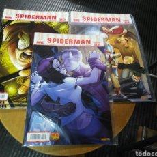 Cómics: ULTIMATE COMICS : SPIDERMAN VOL 1, LOTE DE 3N° 3-4-6 (PANINI). Lote 225118270