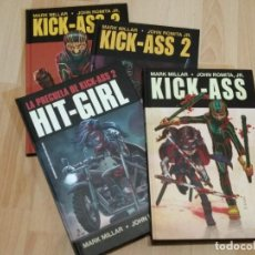 Fumetti: KICK ASS 1,2 Y 3 Y HIT GIRL (PRECUELA DE KICK ASS 2). Lote 225276095
