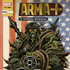 Cómics: ARMA PLUS: IV GUERRA MUNDIAL. Lote 225532497