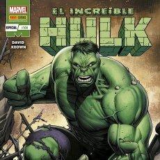 Cómics: EL INCREIBLE HULK V.2 100. Lote 225534621
