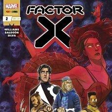 Cómics: FACTOR-X 02. Lote 225542682