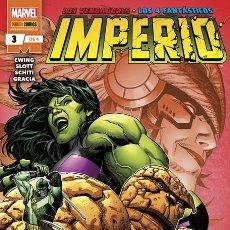 Cómics: IMPERIO 3 DE 4. Lote 225543200