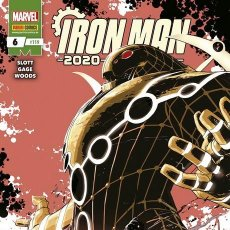 Cómics: IRON MAN 2020 6 INVENCIBLE IRON MAN VOL 2 119. Lote 225545510