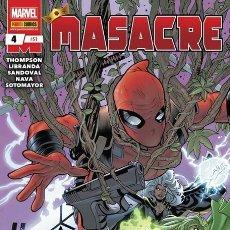 Cómics: MASACRE 51 (MASACRE # 04). Lote 225550855