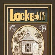Cómics: LOCKE & KEY OMNIBUS TOMO 1 - PANINI - CARTONE - IMPECABLE - OFI15F. Lote 225714091