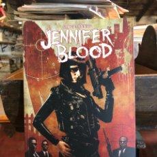 Comics: JENNIFER BLOOD - GARTH ENNIS - PANINI COMICS. Lote 225990225