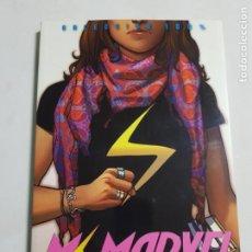 Cómics: MS MARVEL TOMO 1 MARVEL PANINI ESTADO COMO NUEVO MAS ARTICULOS. Lote 226401238