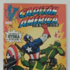 Cómics: CAPITAN AMERICA DESUNIDOS - Nº 28 - MARVEL - PANINI - P.V.P. 2,90 €. Lote 226645600