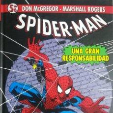 Fumetti: SPIDERMAN UNA GRAN RESPONSABILIDAD. Lote 226756755