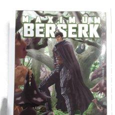 Cómics: MAXIMUM BERSERK 20 - KENTARO, MIURA - PANINI / MANGA. Lote 226976140