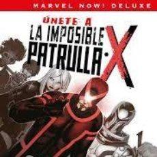 Cómics: MARVEL NOW! DELUXE LA PATRULLA-X DE BRIAN M. BENDIS Nº 2 REVOLUCION - PANINI - CARTONE - OFI15F. Lote 227228741