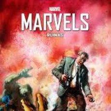 Cómics: MARVELS RUINAS - PANINI - CARTONE - IMPECABLE - OFI15F. Lote 227229165