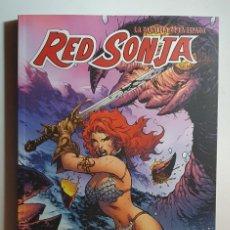 Cómics: RED SONJA - LA DIABLESA DE LA ESPADA Nº 1, 2, 3, 4, 5, 6, 7, 8, 9. (COMPLETA) (PANINI) (NO CONAN). Lote 227635100