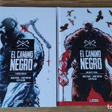 Cómics: EL CAMINO NEGRO (COMPLETA), DE PANINI COMICS (BRIAN WOOD & GARRY BROWN). Lote 227677080