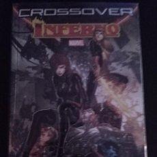 Cómics: CROSSOVER 3 INFERNO-PANINI. Lote 227806335