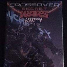 Cómics: CROSSOVER 4 SECRET WARS 2099-PANINI. Lote 227806575