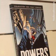Cómics: COLECCION 100 % CULT COMICS POWERS IDENTIDAD SECRETA BENDIS - PANINI. Lote 228194890