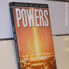 Cómics: COLECCION 100 % CULT COMICS POWERS COSMICO BENDIS - PANINI. Lote 228195100