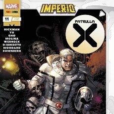 Fumetti: PATRULLA-X 11 LA IMPOSIBLE PATRULLA-X 107. Lote 277074008