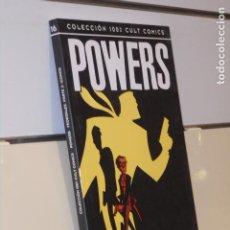 Cómics: COLECCION 100 % CULT COMICS POWERS Nº 16 FEDERALES PARTE 2 ICONOS BENDIS - PANINI. Lote 228197895