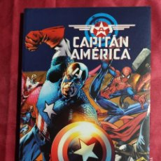 Cómics: CAPITAN AMERICA. RENACIMIENTO.ED BRUBAKER. PANINI.. Lote 228214817