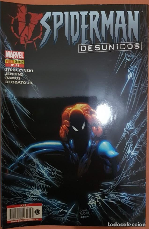 SPIDERMAN VOL 6 (LOMO AZUL) Nº 41. PANINI (Tebeos y Comics - Panini - Marvel Comic)