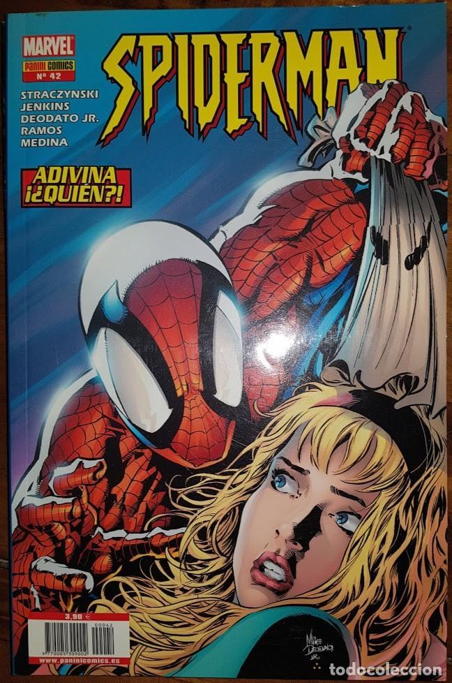 SPIDERMAN VOL 6 (LOMO AZUL) Nº 42. PANINI (Tebeos y Comics - Panini - Marvel Comic)