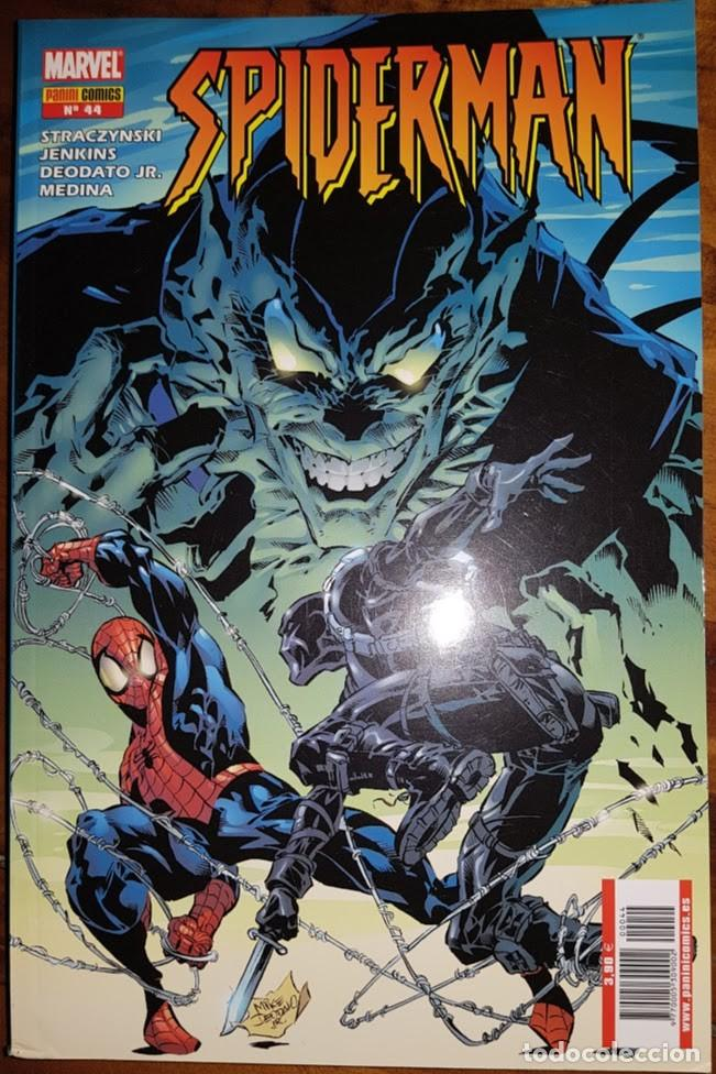 SPIDERMAN VOL 6 (LOMO AZUL) 44. PANINI (Tebeos y Comics - Panini - Marvel Comic)