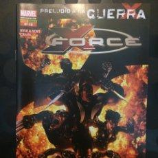 Cómics: X FORCE VOL.3 N.13 PRELUDIO A LA GUERRA ( 2008/2011 ). Lote 228310760