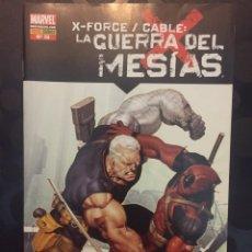 Cómics: X FORCE / CABLE VOL.3 N.15 LA GUERRA DEL MESÍAS PARTE 2 Y 3 ( 2008/2011 ). Lote 228311875