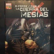 Cómics: X FORCE / CABLE VOL.3 N.16 LA GUERRA DEL MESÍAS PARTE 4 Y 5 ( 2008/2011 ). Lote 228312455