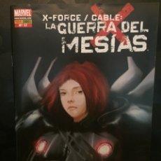Cómics: X FORCE / CABLE VOL.3 N.17 LA GUERRA DEL MESÍAS PARTE 6 Y CONCLUSIÓN ( 2008/2011 ). Lote 228313295