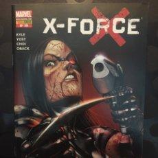 Cómics: X FORCE VOL.3 N.18 NO OLVIDADO PARTE 1 Y 2 ( 2008/2011 ). Lote 228314250