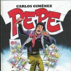 Cómics: PEPE DE CARLOS GIMENEZ VOL. 1 PANINI COMICS. Lote 228314625