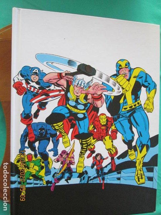 STANLEE MARVEL TREASURY EDITION - MARVEL 2018 PANINI - VER INDICE - CARTONE NUEVO (Tebeos y Comics - Panini - Marvel Comic)