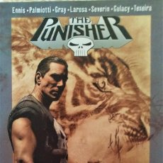 Cómics: MAX: THE PUNISHER: EL TIGRE DE GARTH ENNIS, JIMMY PALMIOTTI, JUSTIN GRAY, MARK TEXEIRA.... Lote 228672635