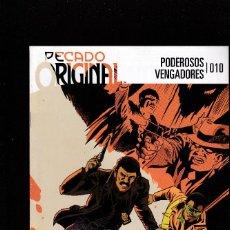 Comics: PODEROSOS VENGADORES - Nº 10 010 - PECADO ORIGINAL 2 - PANINI -. Lote 228753810