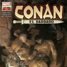 Comics : CONAN EL BARBARO 04. Lote 228937455
