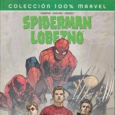 """Cómics: CÓMIC `COLECCIÓN 100% MARVEL """" SPIDERMAN Y LOBEZNO, POWERLESS """" ED. PANINI 142 PGS.. Lote 229082650"""