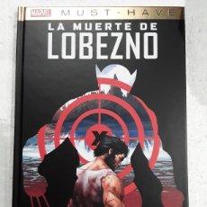 Cómics: LA MUERTE DE LOBEZNO (MUST-HAVE) - SOULE, MCNIVEN - PANINI / MARVEL. Lote 269222593