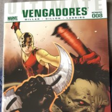 Cómics: TEBEOS COMICS CANDY - VENGADORES 8 ULTIMATE - PANINI - AA99. Lote 229163295