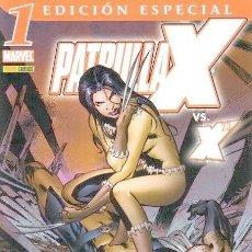 Fumetti: PATRULLA X VOLUMEN 3 PANINI. COLECCION COMPLETA 77 NUMEROS. Lote 229653425