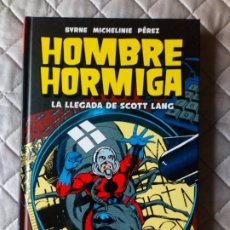 Cómics: HOMBRE HORMIGA LA LLEGADA DE SCOTT LANG PANINI. Lote 229707415