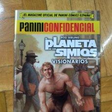 Cómics: MARVEL AGE #42 + PANINI CONFIDENCIAL #42 | MAGAZINES OFICIALES DE MARVEL Y PANINI COMICS EN ESPAÑA. Lote 230828225