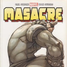 """Cómics: CÓMIC MARVEL - MASACRE """" FACTOR CURATIVO """" - ED. PANINI ( CUADERNO PRESTIGIO ). Lote 231248910"""