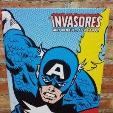Cómics: LOS INVASORES 1 ¡MUY BIEN EJE... ALLA VAMOS! MARVEL LIMITED EDITION. Lote 253670705