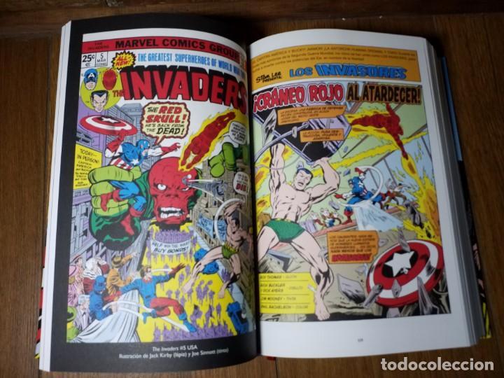 Cómics: LOS INVASORES 1 ¡MUY BIEN EJE... ALLA VAMOS! MARVEL LIMITED EDITION - Foto 4 - 253670705